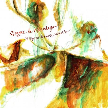 Sangre De Muerdago - Os Segredos Da Raposa Vermella - LP