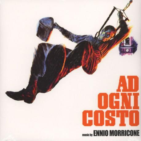 Ennio Morricone – Ad Ogni Costo - LP Orange
