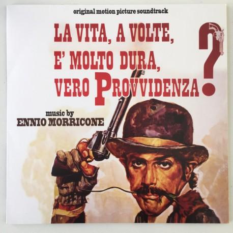 Ennio Morricone – La Vita, A Volte, E' Molto Dura, Vero Provvidenza? (Original Motion Picture Soundtrack) - LP