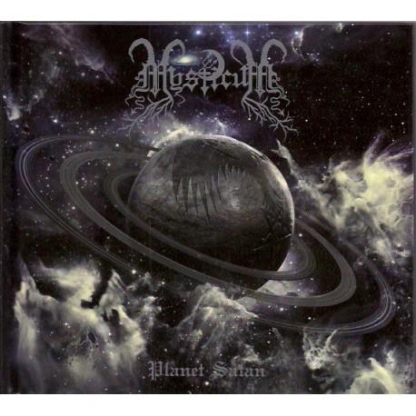 Mysticum – Planet Satan - CD-Digi