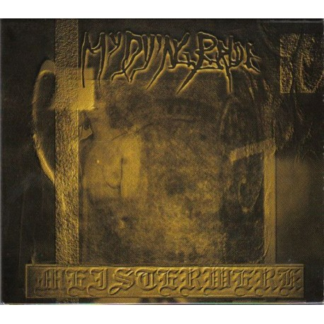 My Dying Bride ‎– Meisterwerk 1 - CD-Digi