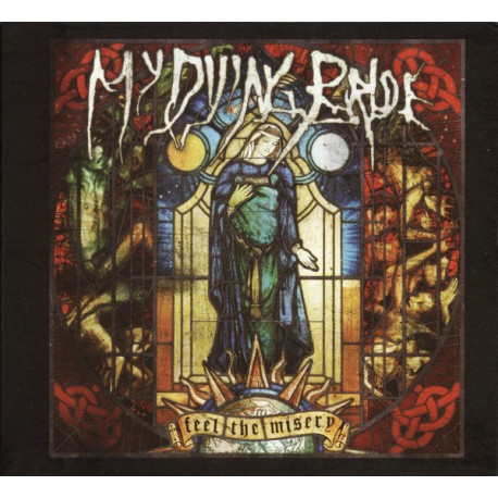 My Dying Bride ‎– Feel The Misery - CD-Digi