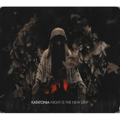 Katatonia – Night Is The New Day - CD