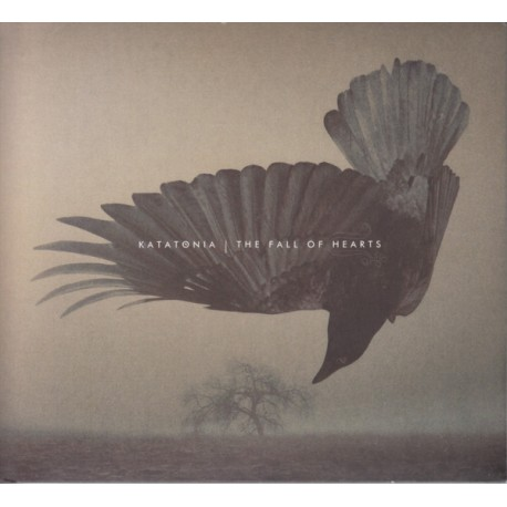 Katatonia ‎– The Fall Of Hearts - CD-Digi