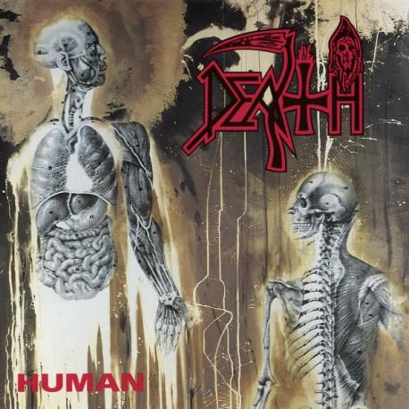 Death – Human - 2CD