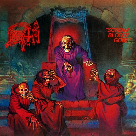 Death ‎– Scream Bloody Gore - 2CD