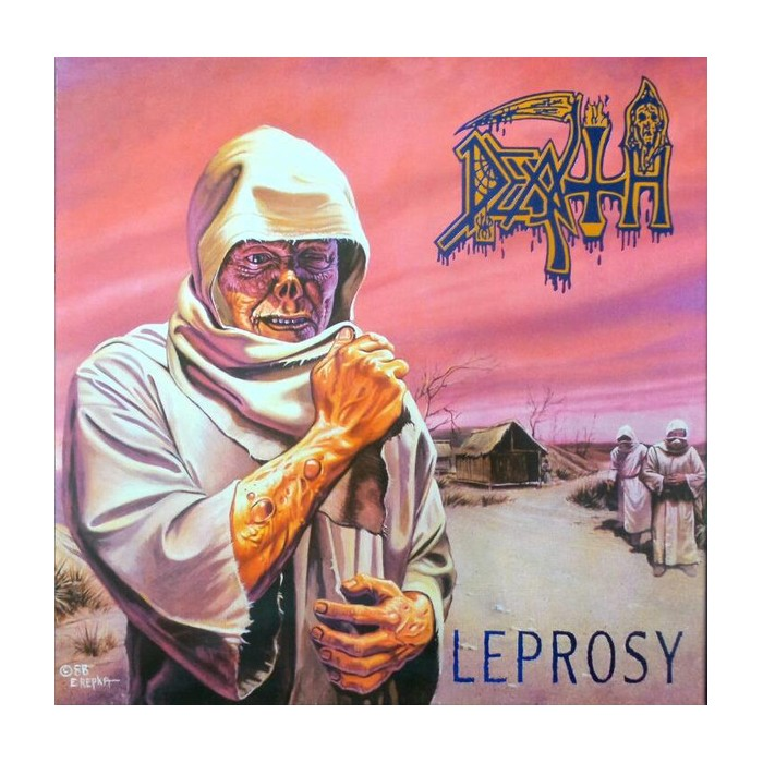 Death - Leprosy - 2CD