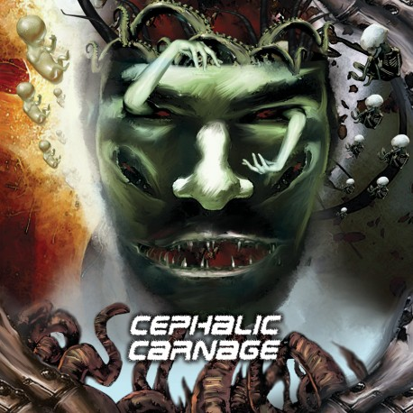 Cephalic Carnage ‎– Conforming To Abnormality - CD