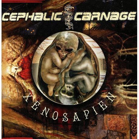 Cephalic Carnage – Xenosapien - CD