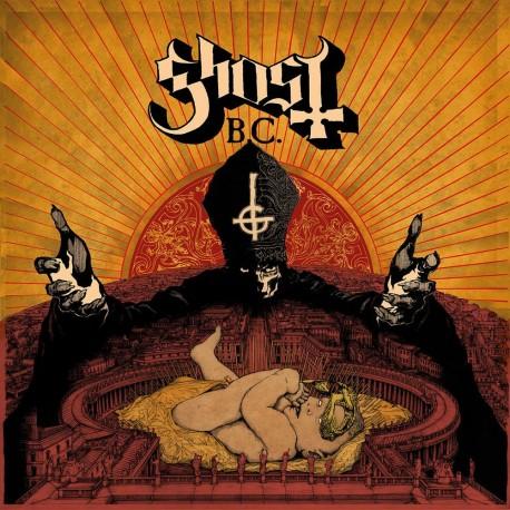 Ghost B.C. – Infestissumam - CD-Digi