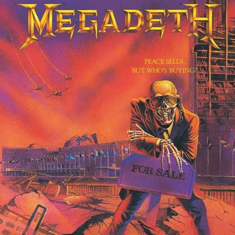 Megadeth – Peace Sells... But Who's Buying? - CD