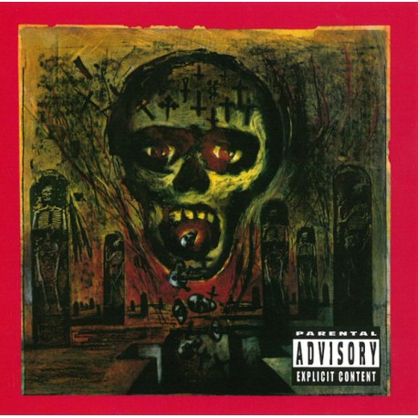Slayer ‎– Seasons In The Abyss - CD