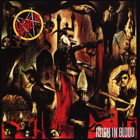 Slayer ‎– Reign In Blood - CD