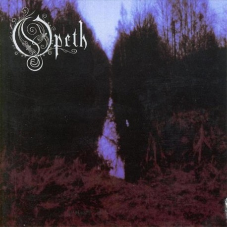 Opeth ‎– My Arms, Your Hearse - CD-Digi