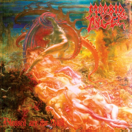 Morbid Angel ‎– Blessed Are The Sick - CD-Digi