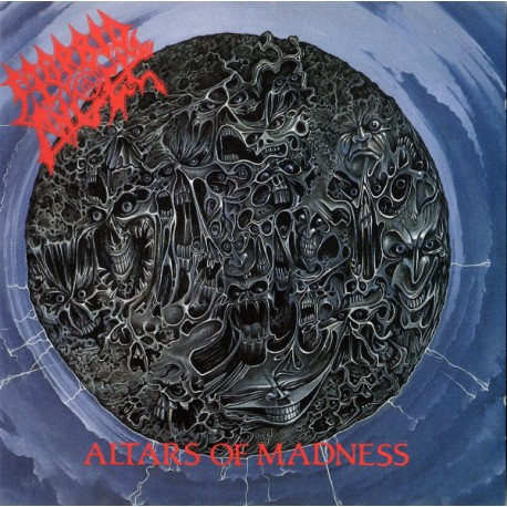 Morbid Angel – Altars Of Madness - CD-Digi