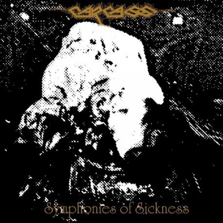 Carcass – Symphonies Of Sickness - CD-Digi