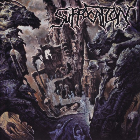 Suffocation ‎– Souls To Deny - LP