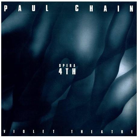 Paul Chain Violet Theatre – Opera 4th - LP