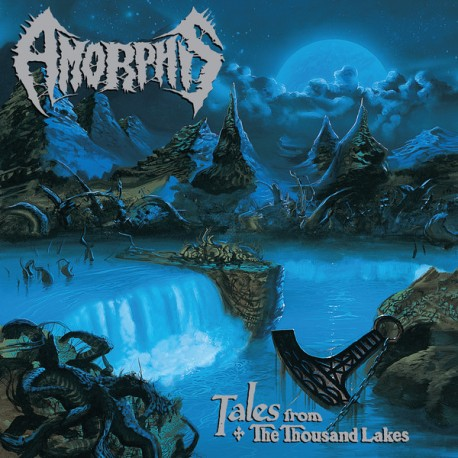 Amorphis ‎– Tales From The Thousand Lakes - LP