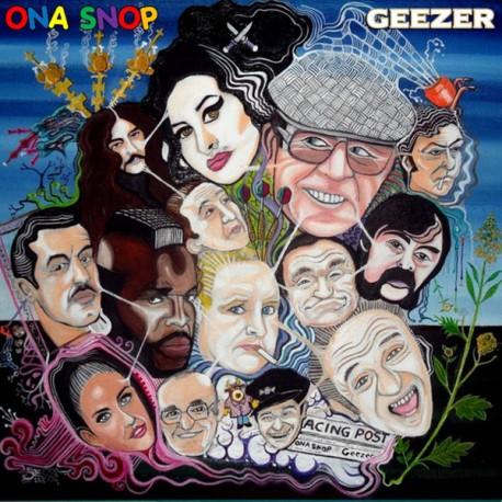 Ona Snop – Geezer - CD