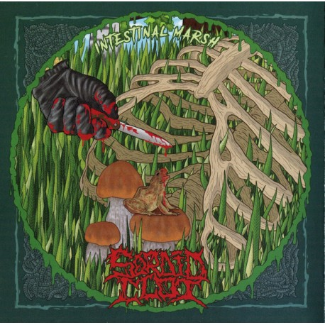 Sordid Clot / Hydropsy ‎– Intestinal Marsh / Gore Grind Casino - Split CD