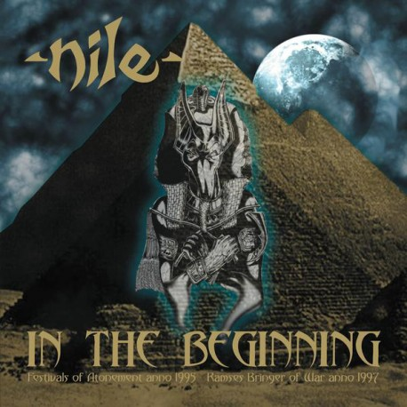 Nile ‎– In The Beginning - LP Sand