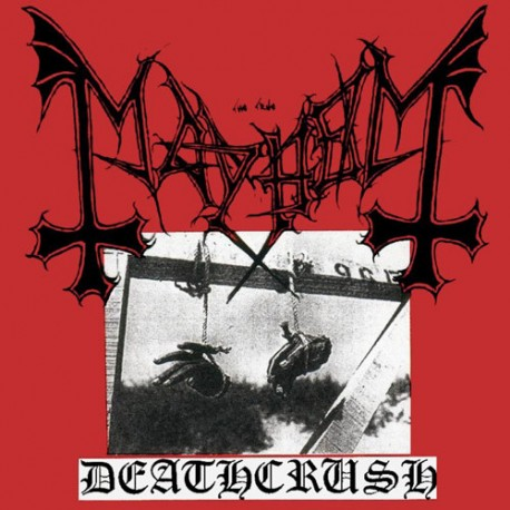 Mayhem – Deathcrush - LP