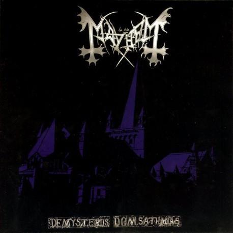 Mayhem – De Mysteriis Dom Sathanas - CD