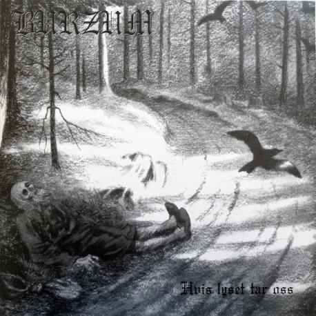 Burzum – Hvis Lyset Tar Oss - LP