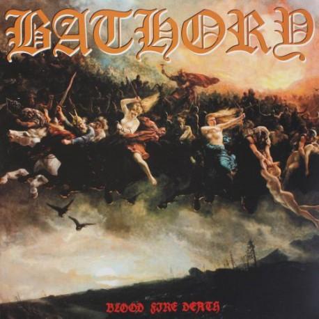 Bathory – Blood Fire Death - LP