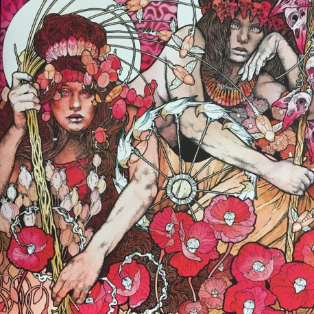 Baroness ‎– Red Album - 2LP