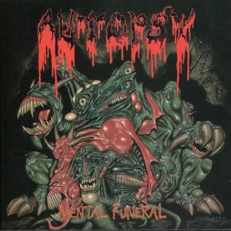 Autopsy – Mental Funeral - LP