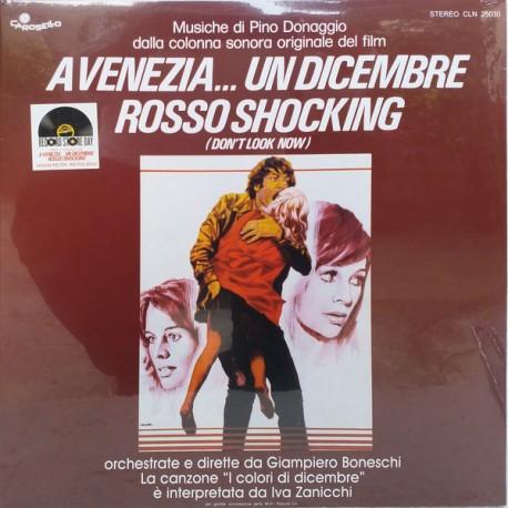 Pino Donaggio – A Venezia... Un Dicembre Rosso Shocking (Don't Look Now) - LP (RSD 2018)