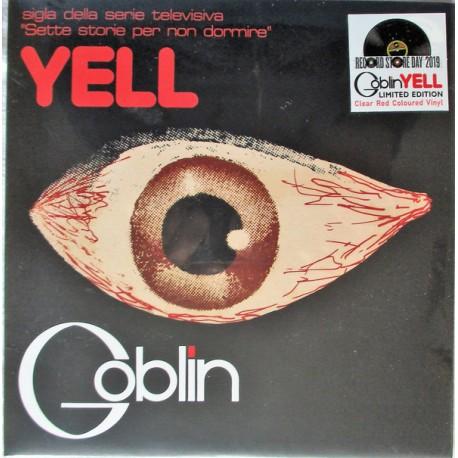 """Goblin – Yell - 7"""" (RSD 2019)"""