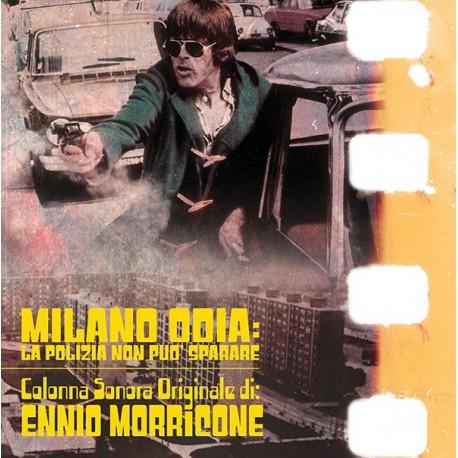 Ennio Morricone – Milano Odia: La Polizia Non Può Sparare (Original Soundtrack) - LP