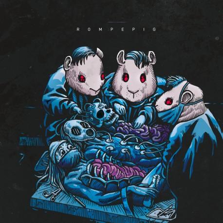Rompeprop / Guineapig - Rompepig Split LP