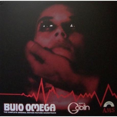 Goblin – Buio Omega (The Complete Original Motion Picture Soundtrack) - LP