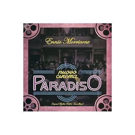 Ennio Morricone – Nuovo Cinema Paradiso (Original Motion Picture Soundtrack) - LP