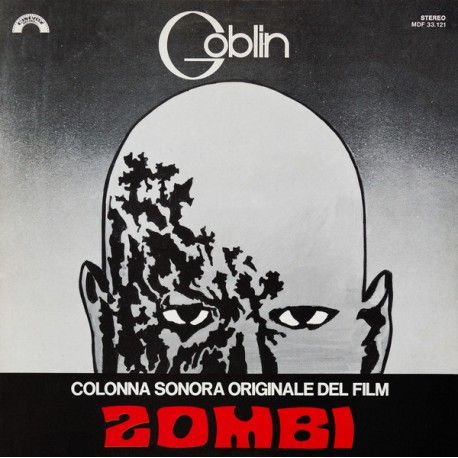 Goblin ‎– Zombi / Dawn of the Dead (Original Soundtrack) - LP