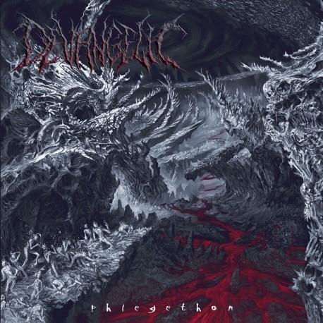Devangelic - Phlegeton - Silver LP