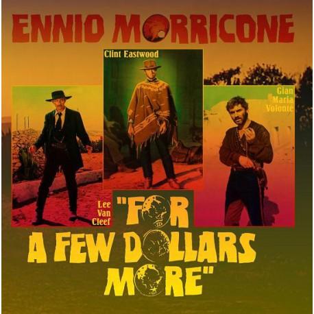 """Ennio Morricone – For A Few Dollars More - 10""""LP"""