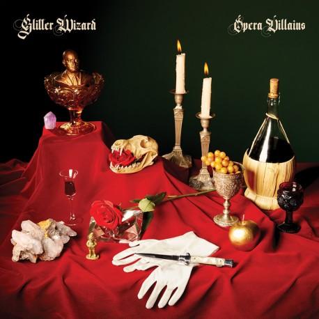 Glitter Wizard – Opera Villains - CD Digi