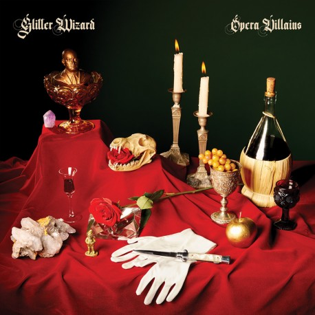 Glitter Wizard ‎– Opera Villains - LP