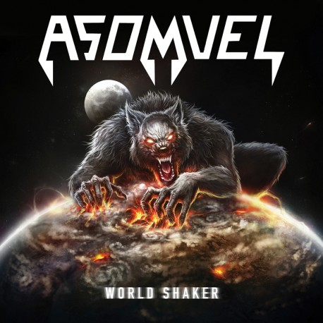 Asomvel – World Shaker - LP