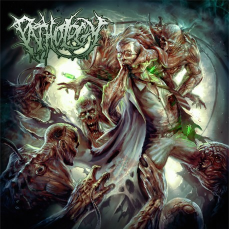 Pathology - Pathology LP (180 g.)