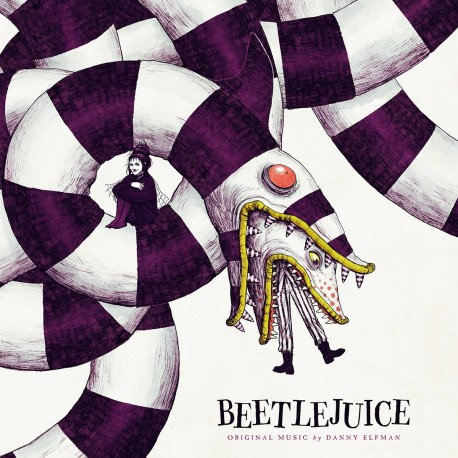 Beetlejuice - Original Soundtrack - LP