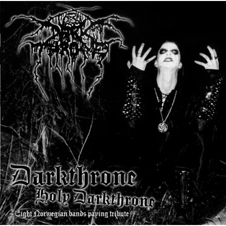 Darkthrone Holy Darkthrone - Eight Norwegian Bands Paying Tribute - CD