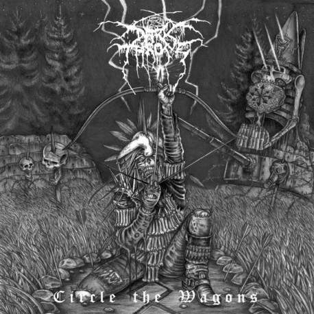 Darkthrone – Circle The Wagons - CD