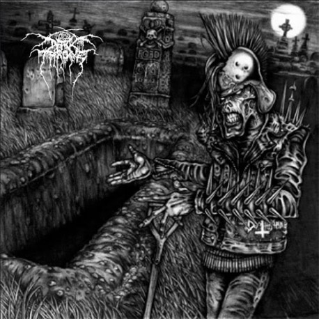 Darkthrone – F.O.A.D. - CD